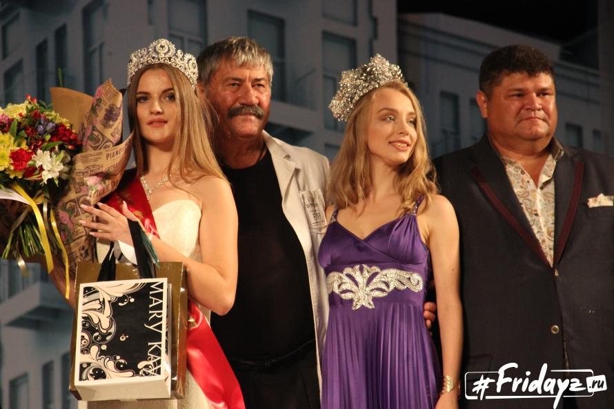 В Луганске выбрали самую красивую сепаратистку